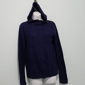 ROUTE 66 Size LG Snap Buttoned Cardigan Sweater